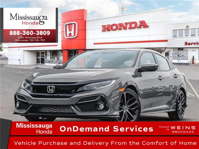 2020 Honda Civic Sport Touring (Stk: 328706) in Mississauga - Image 1 of 23