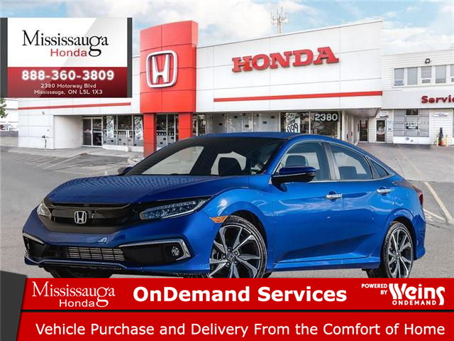 2021 Honda Civic Touring (Stk: 328751) in Mississauga - Image 1 of 23