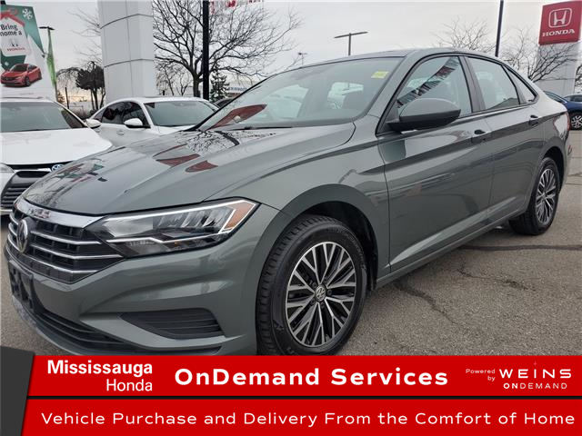 2019 Volkswagen Jetta 1.4 TSI Highline (Stk: 327834B) in Mississauga - Image 1 of 22