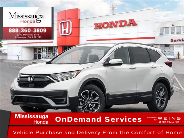 2021 Honda CR-V EX-L (Stk: 328760) in Mississauga - Image 1 of 23