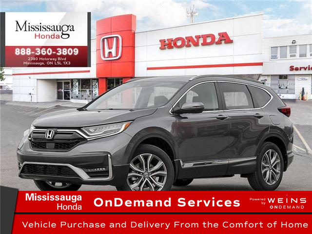 2021 Honda CR-V Touring (Stk: 328762) in Mississauga - Image 1 of 23