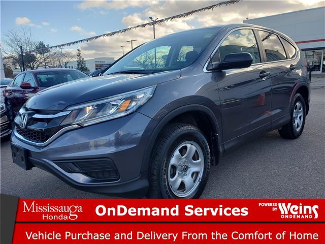 2015 Honda CR-V LX (Stk: 327831A) in Mississauga - Image 1 of 21