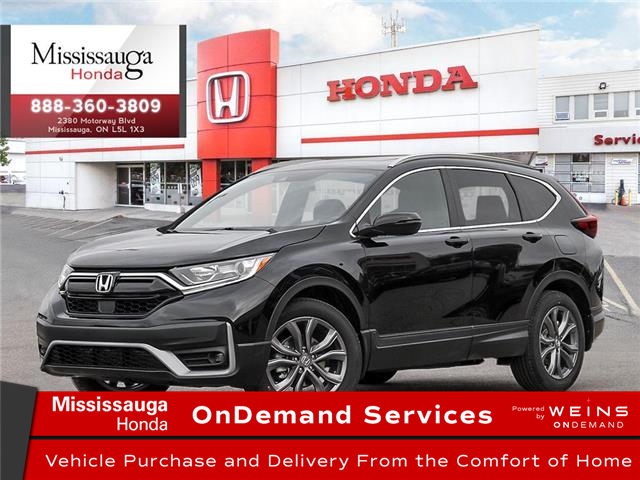 2021 Honda CR-V Sport (Stk: 328777) in Mississauga - Image 1 of 23