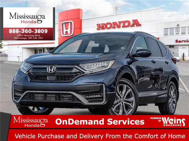 2021 Honda CR-V Touring (Stk: 328788) in Mississauga - Image 1 of 23