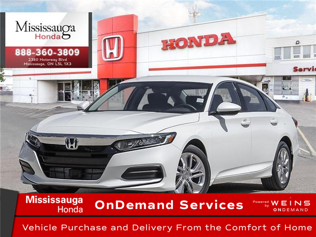 2020 Honda Accord LX 1.5T (Stk: 328719) in Mississauga - Image 1 of 23