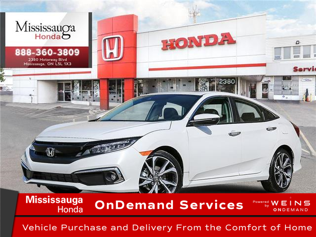 2021 Honda Civic Touring (Stk: 328772) in Mississauga - Image 1 of 23