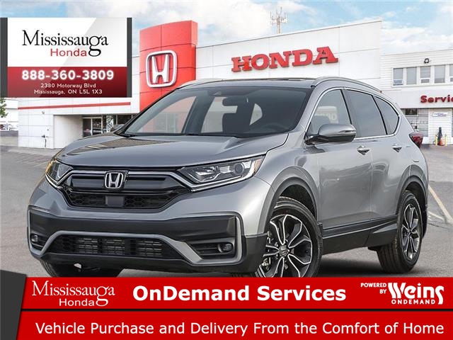 2021 Honda CR-V EX-L (Stk: 328779) in Mississauga - Image 1 of 16