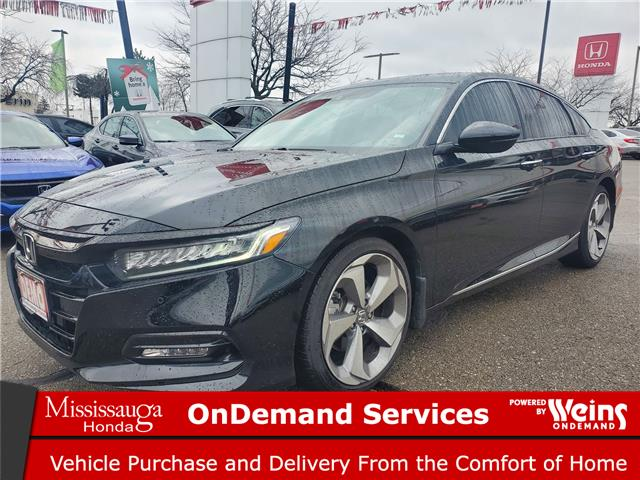 2020 Honda Accord Touring 2.0T (Stk: 327249) in Mississauga - Image 1 of 25