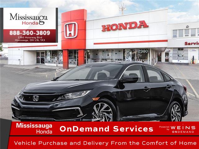 2021 Honda Civic EX (Stk: 328791) in Mississauga - Image 1 of 23