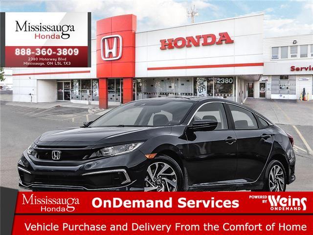 2021 Honda Civic EX (Stk: 328800) in Mississauga - Image 1 of 23