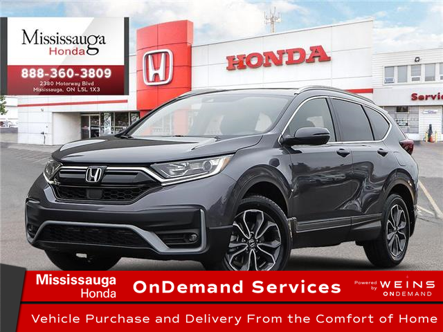 2021 Honda CR-V EX-L (Stk: 328807) in Mississauga - Image 1 of 23