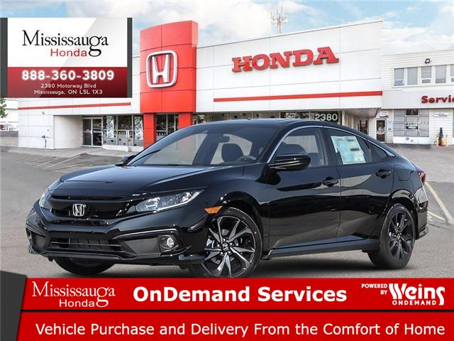 2021 Honda Civic Sport (Stk: 328820) in Mississauga - Image 1 of 23