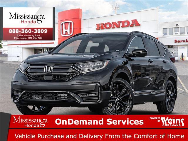 2021 Honda CR-V Black Edition (Stk: 328827) in Mississauga - Image 1 of 23