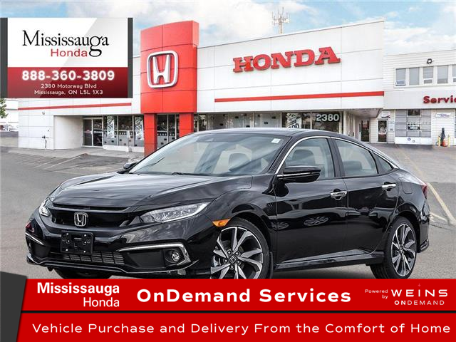 2021 Honda Civic Touring (Stk: 328813) in Mississauga - Image 1 of 23