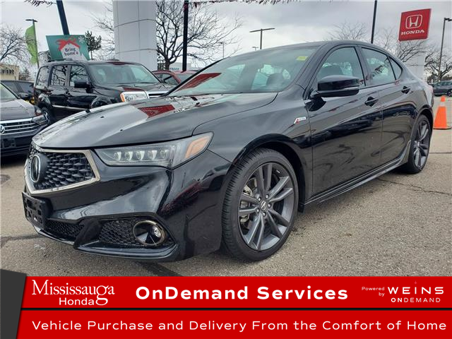 2020 Acura TLX Tech A-Spec (Stk: HC2807) in Mississauga - Image 1 of 25