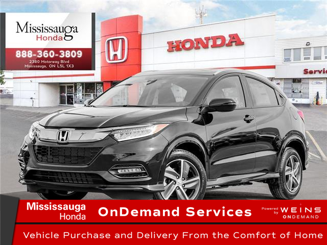 2021 Honda HR-V Touring (Stk: 328857) in Mississauga - Image 1 of 23