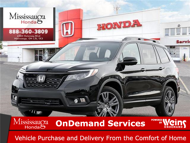2021 Honda Passport EX-L (Stk: 328873) in Mississauga - Image 1 of 23