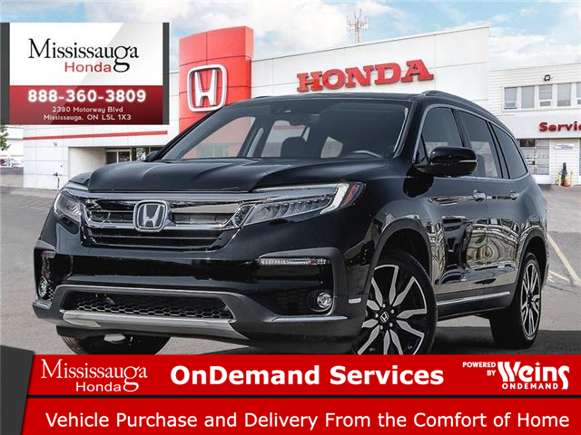 2021 Honda Pilot Touring 8P (Stk: 328876) in Mississauga - Image 1 of 18