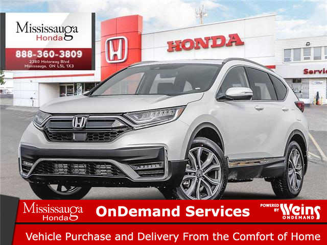 2021 Honda CR-V Touring (Stk: 328866) in Mississauga - Image 1 of 23