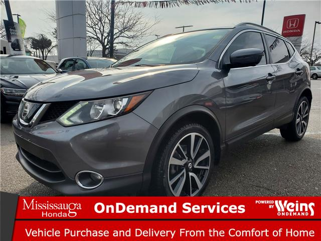 2018 Nissan Qashqai SL (Stk: HC2816A) in Mississauga - Image 1 of 23
