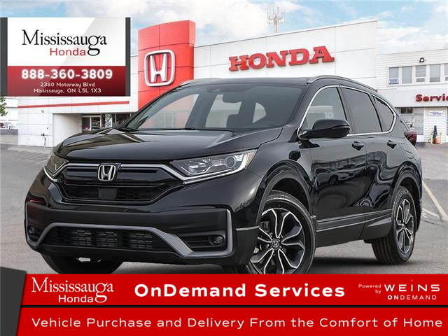 2021 Honda CR-V EX-L (Stk: 328907) in Mississauga - Image 1 of 23