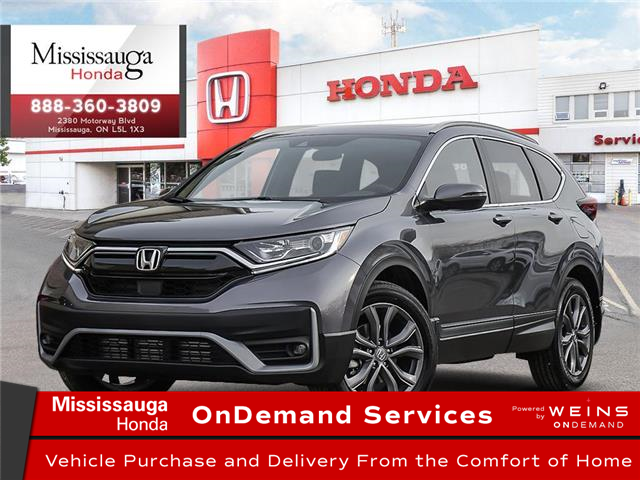 2021 Honda CR-V Sport (Stk: 328906) in Mississauga - Image 1 of 23
