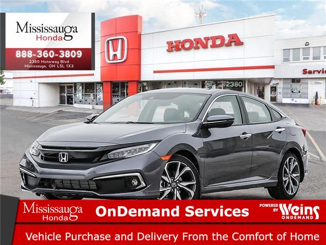 2021 Honda Civic Touring (Stk: 328917) in Mississauga - Image 1 of 23