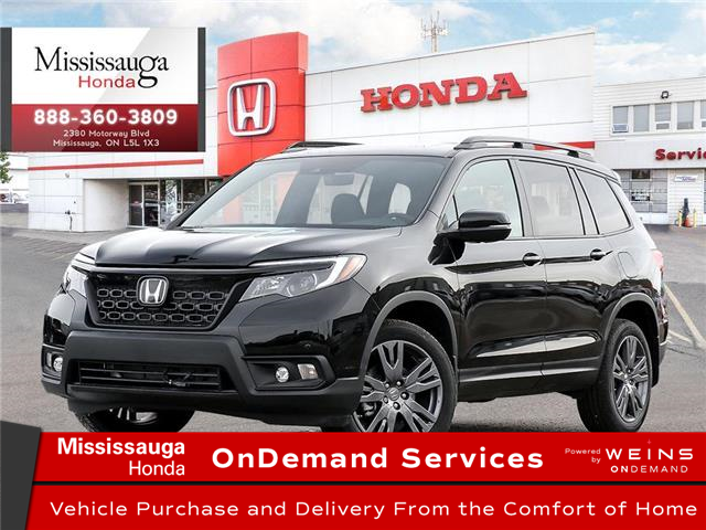 2021 Honda Passport EX-L (Stk: 328928) in Mississauga - Image 1 of 23