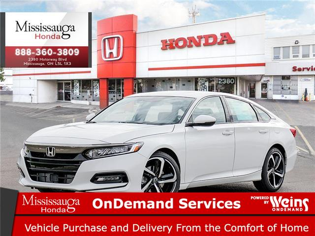 2021 Honda Accord Sport 1.5T (Stk: 328745) in Mississauga - Image 1 of 22