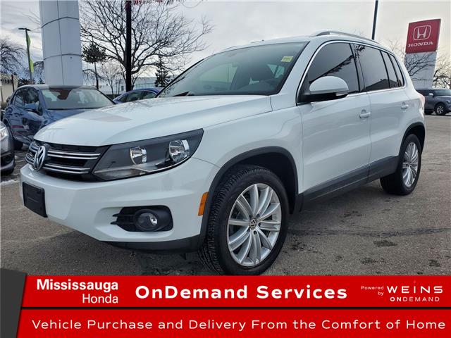 2016 Volkswagen Tiguan Highline (Stk: CP0364) in Mississauga - Image 1 of 22