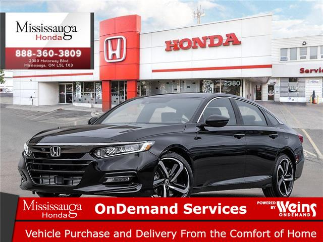 2021 Honda Accord Sport 1.5T (Stk: 328929) in Mississauga - Image 1 of 23