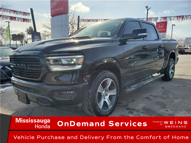 2019 RAM 1500  (Stk: CP0372) in Mississauga - Image 1 of 23