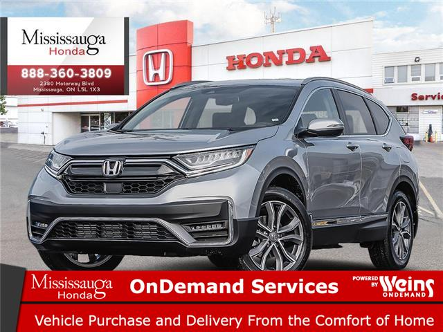 2021 Honda CR-V Touring (Stk: 328965) in Mississauga - Image 1 of 23