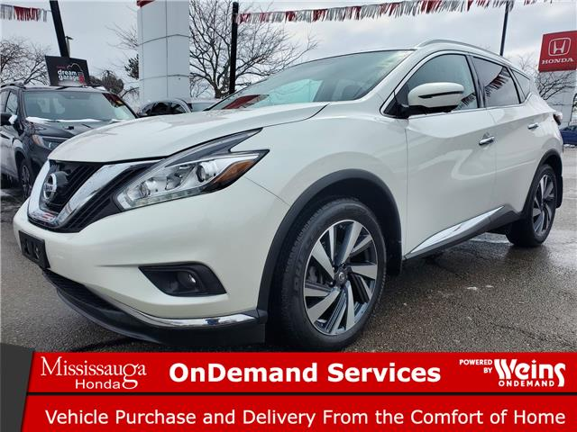2018 Nissan Murano Platinum (Stk: HC2841A) in Mississauga - Image 1 of 24