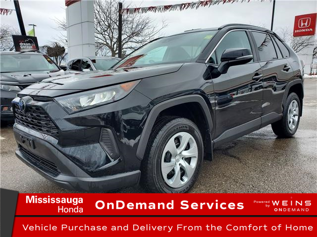 2020 Toyota RAV4 LE (Stk: CP0377) in Mississauga - Image 1 of 21