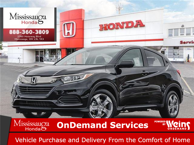 2021 Honda HR-V LX (Stk: 329021) in Mississauga - Image 1 of 23