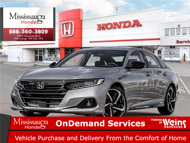 2021 Honda Accord SE 1.5T (Stk: 328962) in Mississauga - Image 1 of 23