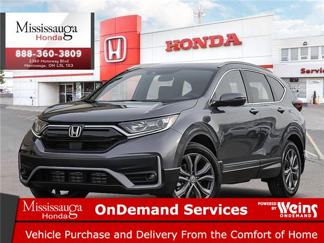 2021 Honda CR-V Sport (Stk: 329044) in Mississauga - Image 1 of 23