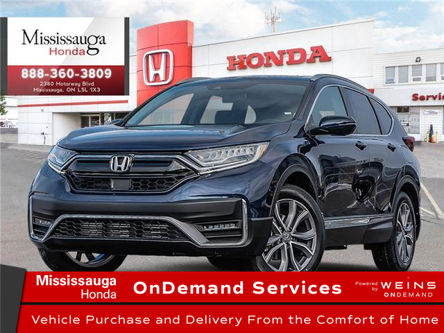 2021 Honda CR-V Touring (Stk: 329109) in Mississauga - Image 1 of 23