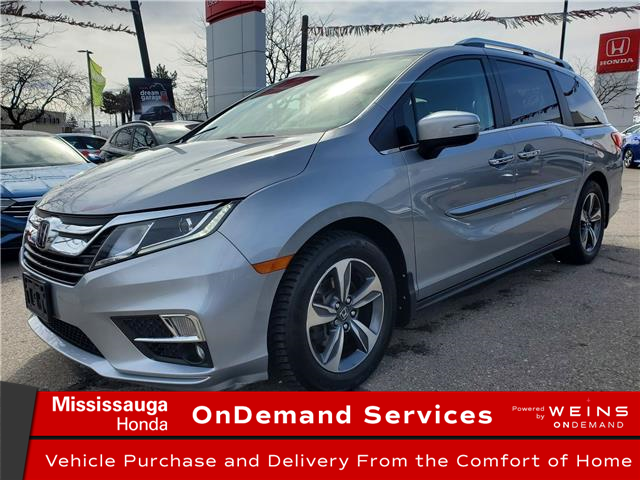 2018 Honda Odyssey EX-L (Stk: OP6230) in Mississauga - Image 1 of 26