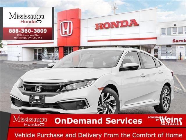 2021 Honda Civic EX (Stk: 329120) in Mississauga - Image 1 of 23