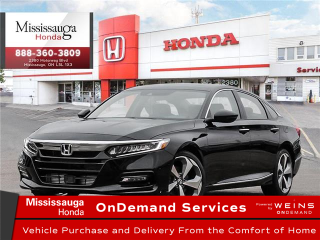 2021 Honda Accord Touring 1.5T (Stk: 329114) in Mississauga - Image 1 of 23