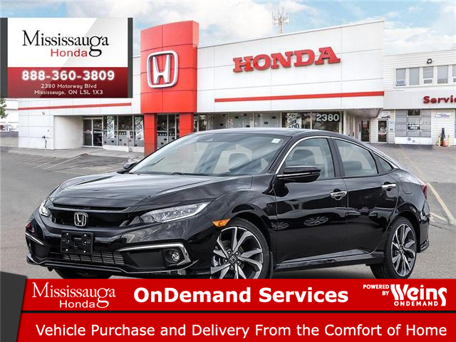 2021 Honda Civic Touring (Stk: 329048) in Mississauga - Image 1 of 23