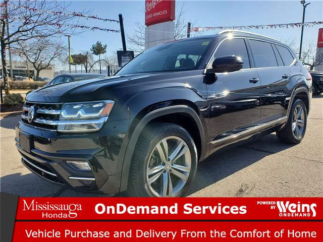 2019 Volkswagen Atlas 3.6 FSI Execline (Stk: CP0385) in Mississauga - Image 1 of 26