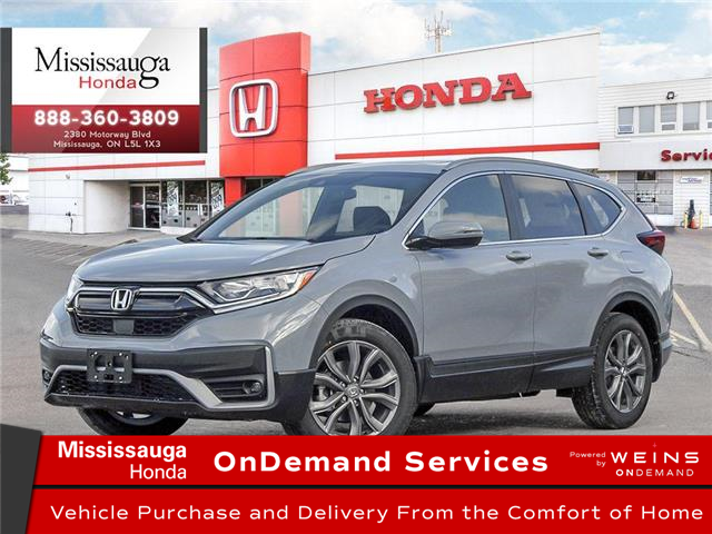 2021 Honda CR-V Sport (Stk: 329129) in Mississauga - Image 1 of 23
