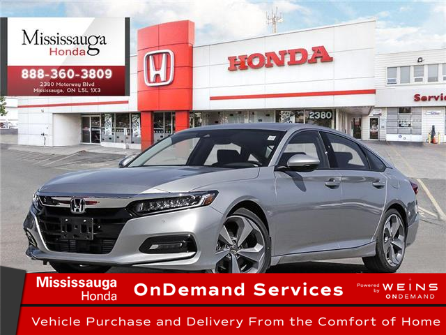 2021 Honda Accord Touring 1.5T (Stk: 329140) in Mississauga - Image 1 of 23