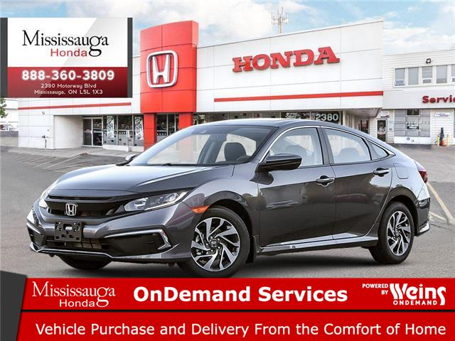 2021 Honda Civic EX (Stk: 329156) in Mississauga - Image 1 of 23