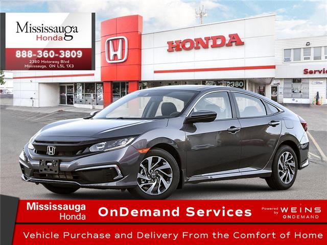2021 Honda Civic EX (Stk: 329150) in Mississauga - Image 1 of 23