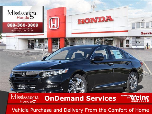 2021 Honda Accord EX-L 1.5T (Stk: 329162) in Mississauga - Image 1 of 23