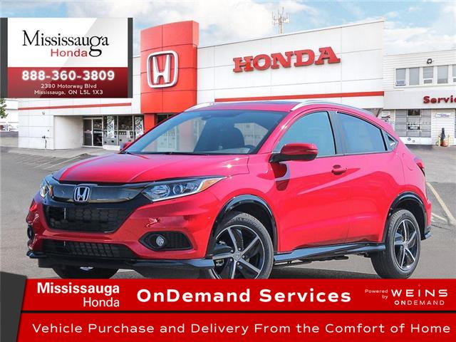 2021 Honda HR-V Sport (Stk: 329168) in Mississauga - Image 1 of 23